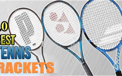 Top 10 Best Tennis Rackets In 2021 | With Complete Buying Guide