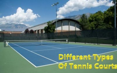 Different Types Of Tennis Courts  Reviews For 4 Types of Tennis Courts