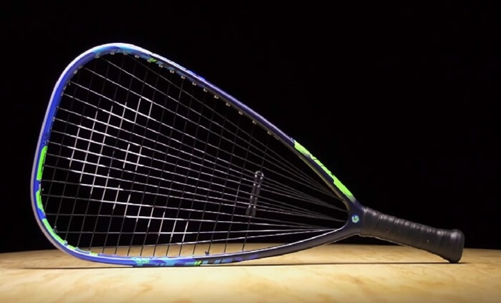 Heavy head Racquet