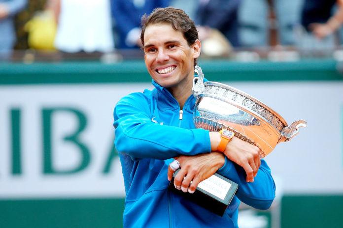 French Open, Roland Garros, Paris, France - 10 Jun 2018