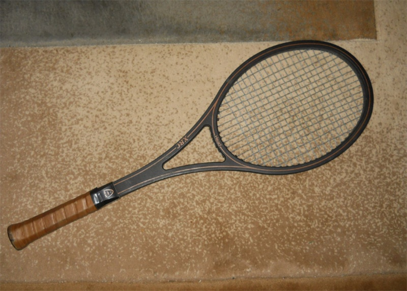 Small head racket