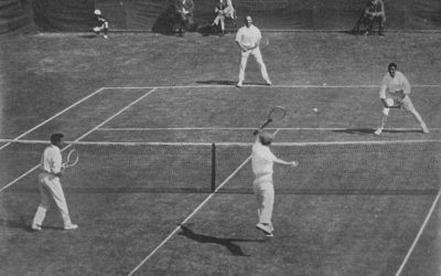 The History of Tennis Game: Types, Courts, Scoring, Champions Trophy
