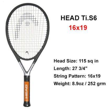 Ti-s6-Racket