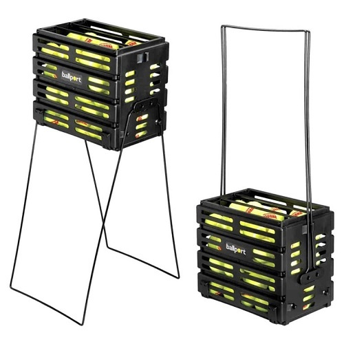 Tourna Ballport Tennis Ball Hopper
