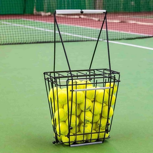 Vermont Tennis Ball Hopper Basket