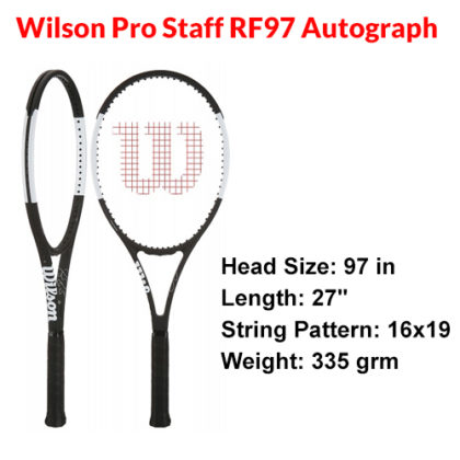Wilson Pro Staff RF97 Autograph