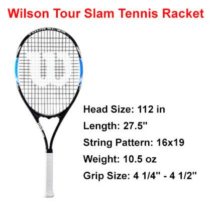 Wilson Tour Slam