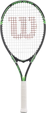 wilson tour slam tennis racket
