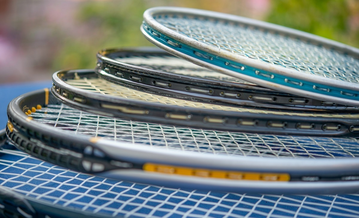Types of Racquets