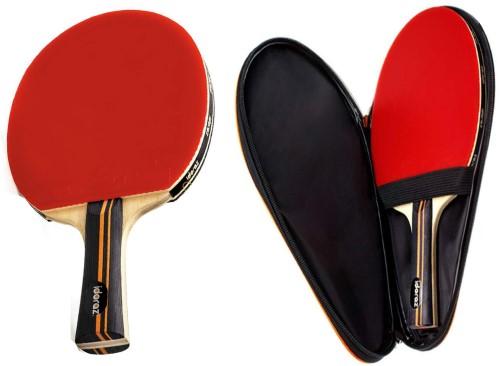 Idoraz Ping Pong Paddle Professional Racket