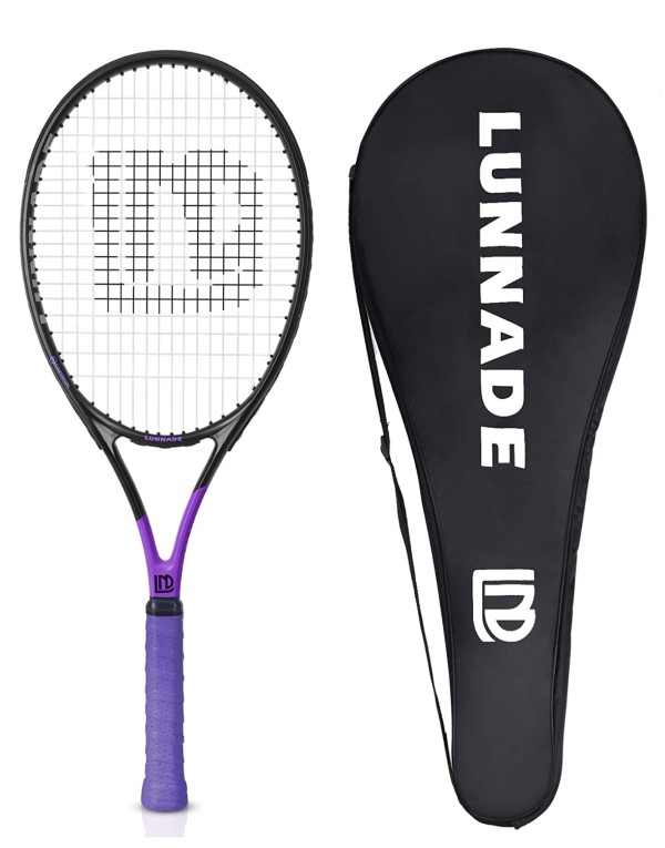 LUNNADE Adults Tennis Racket
